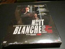 """DVD NEUF """"NUIT BLANCHE"""" Tomer SISLEY, Julien BOISSELIER, Joey STARR"""