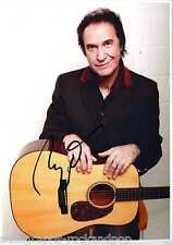 The Kinks Ray Davies signed autograph UACC AFTAL