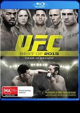 UFC - Best Of 2013 - Year In Review (Blu-ray, 2014, 2-Disc Set) Region B