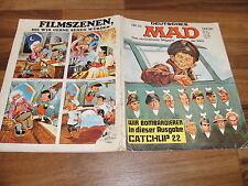MAD 30 -- MAD BOMBARDIERT CATCHUP 22 // Don Martin in der Badewanne // 1967