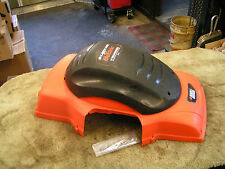 """BLACK & DECKER 18"""" ELECTRIC MOWER DECK & MOTOR COVER ASSY -MOD#MM575 -USED PARTS"""