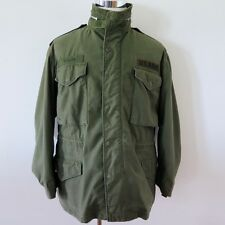 VINTAGE ORIGINAL US ARMY M-65 M65 FIELD JACKET OG-107 MEDIUM SHORT 1967