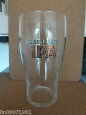 "1 GREENE KING "" I P A ""  PINT  GLASS. NEW"