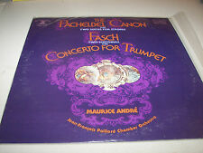 Pachelbel Canon Fasch Trumpet & 2 Oboes Concerto LP NM RCA FRL1-5468 1977