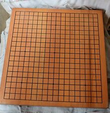 Go game board - Worlds smartest game.  China  wood  Great