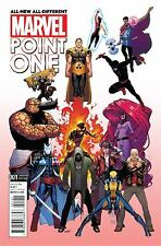 All-New All-Different Marvel Point One #1 Variant Cover 1st female wolverine