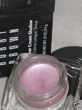 NIB Bobbi Brown metallic cream eye shadow COOL LILAC #38, DISCONTINUED