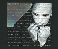 THE CHRISTIANS - WORDS (version longue) - CD MAXI JEWEL CASE 3 TITRES 1989