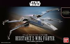 New Star Wars X-Wing Fighter Resistance specification 1/72 scale plastic model
