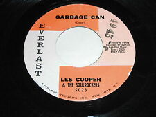 Les Cooper & The Soulrockers: Garbage Can / Bossa Nova Dance 45  Everlast - Soul