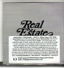 (CX160) Real Estate, Municipality - 2011 DJ CD