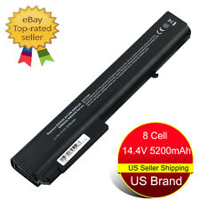 New 8 Cell Battery for HP Compaq 8510p 8510w 8700 8710p 8710w nc8200 HSTNN-DB06