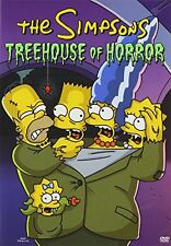 The Simpsons - Treehouse of Horror...Halloween DVD Free Shipping