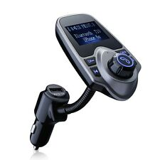 LCD Show Caller No. Car FM Transmitter MP3 Player Bluetooth Wireless Modulator U
