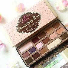 Brand New Too Faced The Chocolate Bar Eye Shadow Palette #chocolatebarpalette