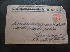 BAVIERE (allemagne) - enveloppe 1919 (cy91) germany