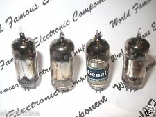 1PCS - 6064 (CV4014 /  EF91 / M8083 ) Mixed Brands (NO CHINESE) Vacuum Tube
