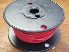 WIRE TINNED COPPER MARINE GRADE 14GA RED 100FT 639 104810 PRIMARY BOAT CABLE