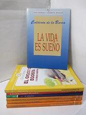 LA VIDA ES SUENO - CALDERON DE LA BARCA Spanish Literature Libros EN Espanol