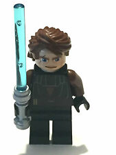 *NEW* LEGO Star Wars Minifig ANAKIN SKYWALKER with LIGHTSABER