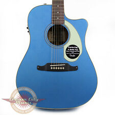 Brand New Fender Sonoran SCE Dreadnought Cutaway Acoustic Electric Guitar