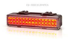 LED NEBELLEUCHTE NEBELSCHLUSSLEUCHTE - FÜR 12 ODER 24V - 146,5x32,8 mm 30 LED