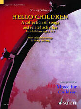 Hello Children: Supplement to Music for Children: A Collection of Songs and Rela