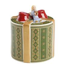 Villeroy & Boch Nostalgic Melody Geschenkpaket rund mit Spieluhr 5455