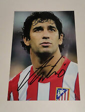 "Arda Turan signed autograph 6""x4"" photo Atletico Madrid"