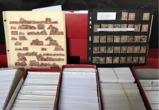 ✯ $100 Cataloged World Stamps from Huge Dealer Stock ✯ Mint Used ✯Includes 1850s