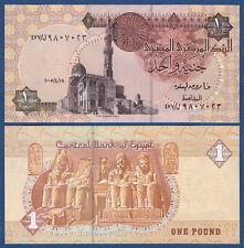 ÄGYPTEN / EGYPT 1 Pound  2005 UNC P.50