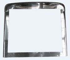 PETERBILT 379 EXTENDED STAINLESS GRILLE SURROUND GRILL SURROUND RFV PT0123