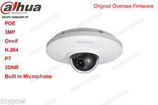 Dahua IPC-HDB4300F-PT POE 3MP Full HD Bulit-in Mic Network Mini PTZ Dome Camera
