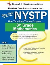 New York State Grade 8 Math (New York State Elementary Test Prep)