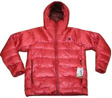 $349 NEW 2016 North Face Mens IMMACULATOR PARKA Jacket Medium Down Cardinal Red