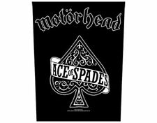 MOTORHEAD Ace Of Spades OFFICAL GIANT BACK PATCH NEW