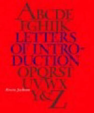 Letters of Introduction: An A-z of Cultural Heroes and Legends, Jackson, Kevin,