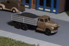 Old DUMP Truck with removable coal load N Scale Vehicles