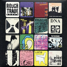 Rough Trade Shops Post Punk Slits PiL DNA XTC Delta 5 Gang Four 2CDs 2003 Mute