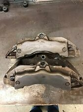 Touareg AWD Porsche L R FRONT BRAKE CALIPERS 17Z VW Audi BBK 330mm