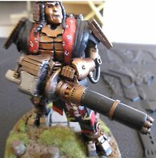 40K Space Marines Grey Knights Nemesis Dreadknight Samurai B conversion painted