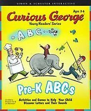 Curious George: ABC Adventure Houghton Mifflin Interactive CD-ROM