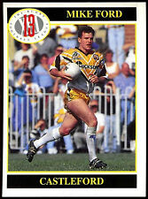 Mike Ford #29 Merlin Rugby Football League 1991 Trade Card (C247)