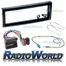 Citroen C5 Stereo Radio Kit de montaje Fascia Panel Adaptador Single Din fp-04-04