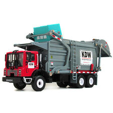 Garbage Transport Truck Vehicle Car Model Toy 1:43 Scale Diecast without box