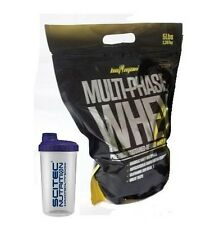 BIG MAN Multi-Phase Proteinas SACO 100% Prof Whey 2267gr Chocolate