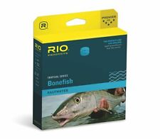 NEW RIO BONEFISH QUICKSHOOTER WF-8-F #8 WEIGHT FLOATING SALTWATER  FLY LINE