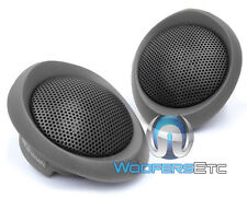 "MOREL MT220 CAR AUDIO SILK 1.8"" SOFT DOME 220W RMS SPEAKER TWEETERS NEW"