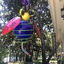 Whimsical Ladybug Humming Bird Feeder