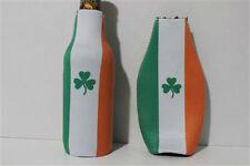 Ireland Irish Shamrock Bottle Jacket